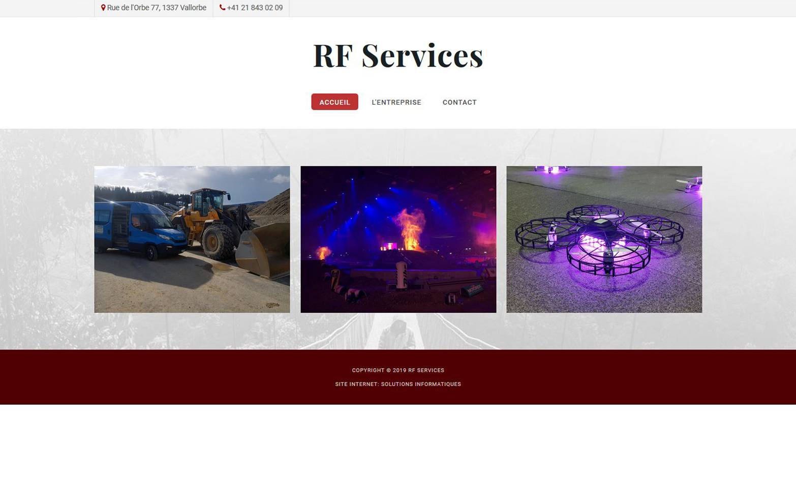 RF Services